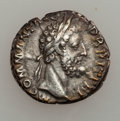Ancients:Ancient Lots  , Ancients: ROMAN EMPIRE. Commodus (AD 180-192). Lot of two (2) AR denarii.... (Total: 2 items)