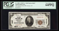 National Bank Notes:Colorado, Greeley, CO - $20 1929 Ty. 1 The Greeley Union NB Ch. # 4437. ...