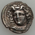 Ancients:Greek, Ancients: Larissa. Mid to late 4th century BC. AR drachm (5.27gm)....