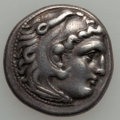 Ancients:Greek, Ancients: Alexander III the Great (336-323 BC). AR drachm (4.23gm)....