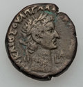 Ancients:Roman Provincial , Ancients: Alexandria. Otho (AD 69). BI tetradrachm (12.62 gm)....