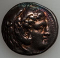 Ancients:Greek, Ancients: Alexander III the Great (336-323 BC). AR tetradrachm(17.10 gm)....