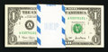 Small Size:Federal Reserve Notes, Fr. 1926-A* $1 2001 Federal Reserve Star Notes. Original Pack of100. Very Choice Crisp Uncirculated or Better.. ... (Total: 100notes)