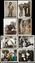 """Movie Posters:Western, Western Photo Lot (Various, 1930-1939). Photos (27) (8"""" X 10"""").Western.. ... (Total: 27 Items)"""