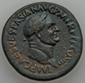 Ancients:Roman Imperial, Ancients: Vespasian (AD 69-79). Orichalcum sestertius (25.10gm)....