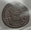 Ancients:Ancient Lots  , Ancients: ROMAN EMPIRE. Aurelian - Carausius. Lot of three (3) Æfolles.... (Total: 3 coins)