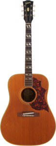 Musical Instruments:Acoustic Guitars, 1965 Gibson Country Western Natural Acoustic Guitar, #300084. ...