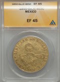 Mexico, Mexico: Republic gold 8 Escudos 1850 Ga-JC,...