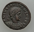 Ancients:Ancient Lots  , Ancients: ROMAN EMPIRE. 3rd-4th centuries. Lot of sixteen (16) Æ folles.... (Total: 16 coins)