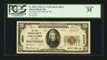 National Bank Notes:Oklahoma, Stratford, OK - $20 1929 Ty. 2 The First NB Ch. # 8524. ...