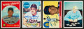 """Baseball Cards:Autographs, Frank Robinson and Harmon Killebrew """"Signature Series"""" Ceramic Signed Cards Collection (6 Autographs). ..."""