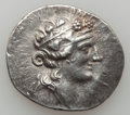 Ancients:Greek, Ancients: Thasos. Ca. 168-90/80 BC. AR tetradrachm (16.86 gm)....