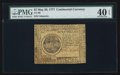 Colonial Notes:Continental Congress Issues, Continental Currency May 20, 1777 $7 PMG Extremely Fine 40 EPQ.....