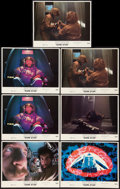 "Movie Posters:Science Fiction, Dark Star & Others Lot (Columbia, 1974). Lobby Cards (13) (11""X 14""), Mini Lobby Card (8"" X 10""), Autographed German Lobby ...(Total: 22 Items)"