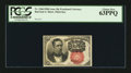 Fractional Currency:Fifth Issue, Fr. 1266 10¢ Fifth Issue PCGS Choice New 63PPQ.. ...