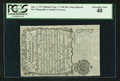 Colonial Notes:New Hampshire, Cohen Reprint New Hampshire April 1, 1737 Redated August 7, 1740 20s PCGS Extremely Fine 40.. ...