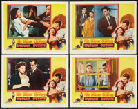 "Human Desire (Columbia, 1954). Lobby Cards (4) (11"" X 14""). Film Noir. ... (Total: 4 Items)"