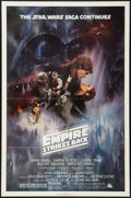 "The Empire Strikes Back (20th Century Fox, 1980). One Sheet (27"" X 41"") Style A. Science Fiction"