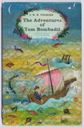 Books:Science Fiction & Fantasy, J. R. R. Tolkien. The Adventures of Tom Bombadil. Houghton Mifflin, 1963. First American edition, first printing. Bi...