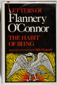 Books:Biography & Memoir, Flannery O'Connor. The Habit of Being. Farrar Straus Giroux,1979. Second printing. Very good....