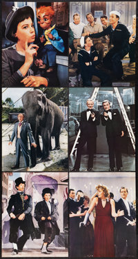 """That's Entertainment, Part 2 (MGM, 1975). Deluxe Lobby Card Set of 12 (11"""" X 14""""). Musical. ... (Total: 12 Ite..."""
