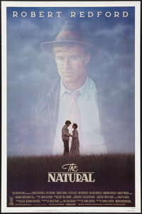 "The Natural (Tri-Star, 1984). One Sheet (27"" X 41""). Sports"