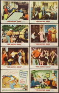 """Movie Posters:Comedy, The Mating Game and Other Lot (MGM, 1959). Lobby Card Sets of 8 (2) (11"""" X 14""""). Comedy.. ... (Total: 16 Items)"""