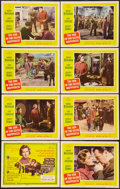 "Movie Posters:Drama, The Inn of the Sixth Happiness (20th Century Fox, 1958). Lobby Card Set of 8 (11"" X 14""). Drama.. ... (Total: 8 Items)"