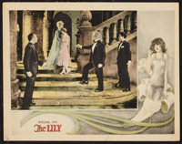 "The Lily (Fox, 1926). Lobby Card (11"" X 14""). Romance"