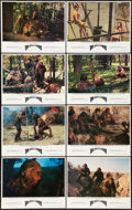 """Movie Posters:Documentary, The Animal Within (Wolper, 1974). Lobby Card Set of 8 (11"""" X 14""""). Documentary.. ... (Total: 8 Items)"""