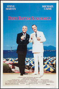 """Dirty Rotten Scoundrels & Other Lot (Orion, 1988). One Sheets (2) (27"""" X 41""""). Comedy. ... (Total: 2 I..."""