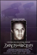 """Movie Posters:Western, Dances with Wolves (Orion, 1990). One Sheet (27"""" X 40""""). Western.. ..."""