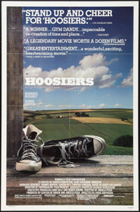 "Hoosiers (Orion, 1986). One Sheet (27"" X 41""). Sports"