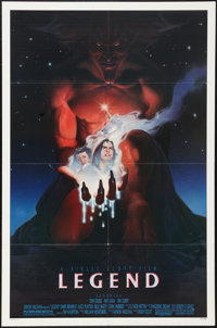 "Legend (Universal, 1986). One Sheet (27"" X 41""). Fantasy"