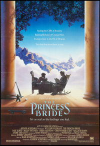 "The Princess Bride (20th Century Fox, 1987). One Sheet (27"" X 39.5""). Fantasy"