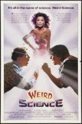 "Movie Posters:Science Fiction, Weird Science (Universal, 1985). One Sheet (27"" X 41""). Science Fiction.. ..."