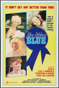 """Movie Posters:Adult, Blue Ribbon Blue and Other Lot (Cinevogue Films, 1985). One Sheets (2) (27"""" X 41""""). Adult.. ... (Total: 2 Items)"""