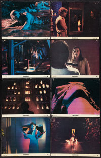"Inferno (20th Century Fox, 1980). Lobby Card Set of 8 (11"" X 14""). Horror. ... (Total: 8 Items)"