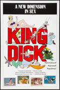 """Movie Posters:Adult, King Dick and Others Lot (Monitor Inc., 1973). One Sheets (2) (27"""" X 41"""") and (25"""" X 38""""). Adult.. ... (Total: 3 Items)"""