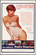 """Movie Posters:Adult, Pretty Peaches and Others Lot (Blu-pix, 1978). One Sheets (3) (27"""" X 41""""). Adult.. ... (Total: 3 Items)"""
