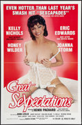 """Movie Posters:Adult, Great Sexpectations & Others Lot (Bero, 1984). One Sheets (3) (25"""" X 38"""" & 27"""" X 41""""). Adult.. ... (Total: 3 Items)"""