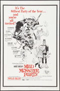 "Movie Posters:Animated, Mad Monster Party (Embassy, 1968). One Sheet (27"" X 41"").Animated.. ..."