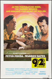 """92 in the Shade and Others Lot (United Artists, 1975). One Sheets (3) (27"""" X 41""""). Drama. ... (Total: 3 Items)"""
