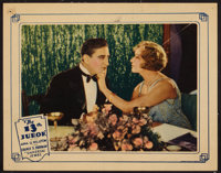 "The 13th Juror (Universal, 1927). Lobby Card (11"" X 14""). Mystery"