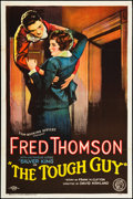 """Movie Posters:Western, The Tough Guy (FBO, 1926). One Sheet (27"""" X 41"""") Style A. Western....."""