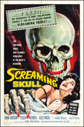 "Screaming Skull (American International, 1958). One Sheet (27"" X 41""). Horror"