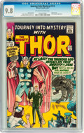 Silver Age (1956-1969):Superhero, Journey Into Mystery #113 (Marvel, 1965) CGC NM/MT 9.8 Off-white towhite pages....