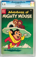 Adventures of Mighty Mouse #149 File Copy (Dell, 1961) CGC NM 9.4 Off-white to white pages