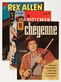 Silver Age (1956-1969):Western, Dell Golden and Silver Age TV Western File Copies Group (Dell,1954-63) Condition: Average NM.... (Total: 8 Comic Books)