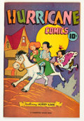 Golden Age (1938-1955):Funny Animal, Hurricane Comics #1 (Cambridge House / Superior Publishers, 1945)Condition: VF....